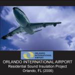 Orlando International Airport Residential Sound Insulation Program